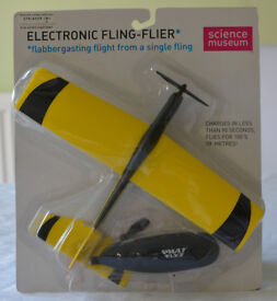 *New* Science Museum Electronic Fling Flyer
