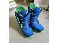Burton Ambush Snowboard Boots UK 9