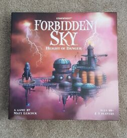 Forbidden Sky Board Game (NEW)