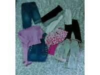 Girls 18-24 months summer clothes BUNDLE