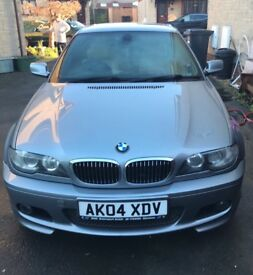 BMW 330cd m sport coupe grey auto