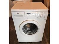 BOSCH 1200 White Free Standing Washing Machine Good Condition & Fully Working Order
