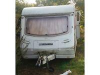 Caravan for sale £400 o.n.o