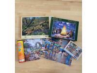 Puzzles ( quick sale)