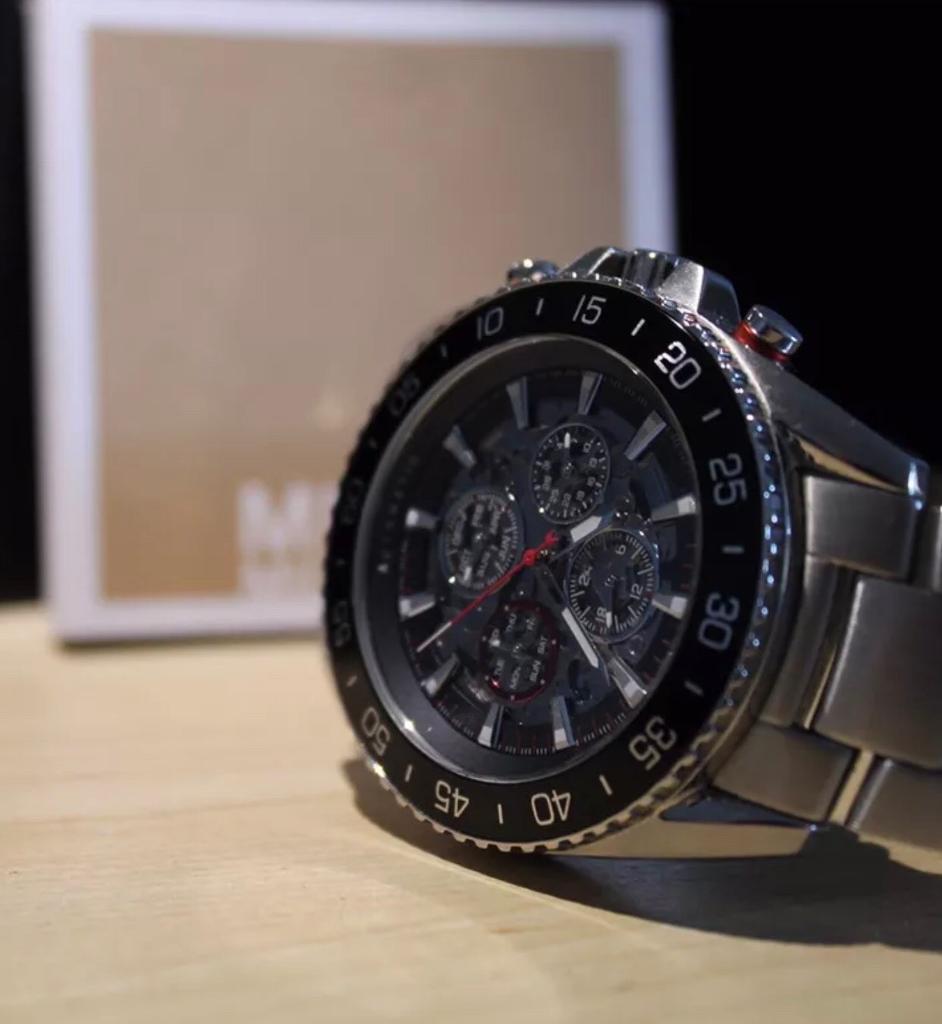 Automatic Michael Kors men's watch