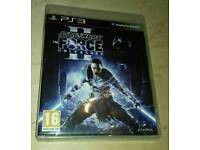 Star wars the force unleashed 2 Ps3 (PlayStation)