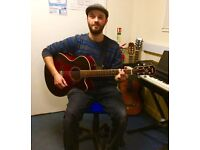 Guitar lessons from an experienced RGT registered tutor. £15 per lesson!