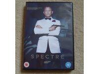 James bond spectre dvd