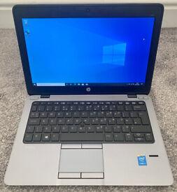 "HP ELITEBOOK 820 G1 12.5"" LAPTOP INTEL I7 QUAD CORE 8GB RAM 240GB SSD WINDOWS 10 OFFICE 16"