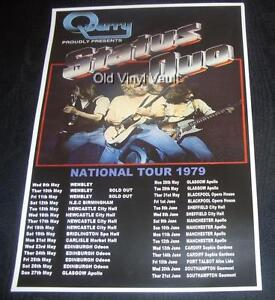 Status-Quo-concert-poster-UK-Tour-1979-new-A3-size-repro