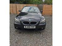 BMW, 5 SERIES, Saloon, 2006, Manual, 1995 (cc), 4 doors