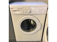 Beko 6KG washing machine free delivery