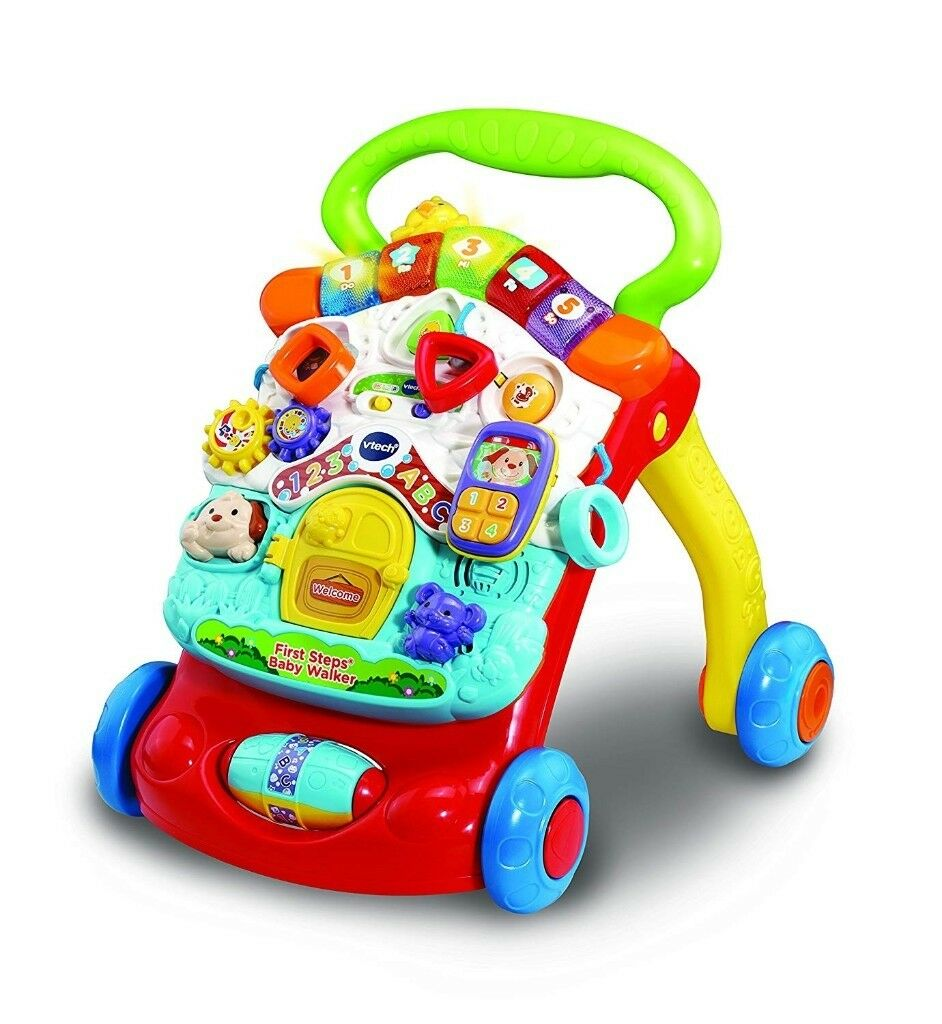 2abefa735e97f9 VTech First Steps Baby Walker bran new £20 0n argos for sale £13 | in ...
