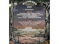 2 tickets to wildwood disco