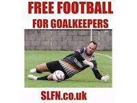 GOALKEEPER NEEDED, FREE FOOTBALL FOR GOALKEEPERS, PLAY FOOTBALL IN LONDON, JOIN FOOTBALL fg445