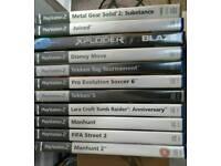 PS2 Rare Games PlayStation 2