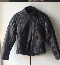 Biker Jacket (size 12) - Great Condition