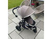 ICandy Peach Jogger with Carrycot & Accessories