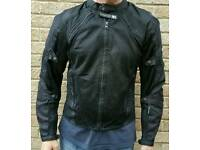 Frank Thomas Armoured Mesh Jacket