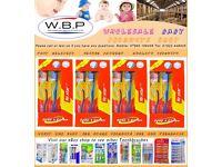 120x Wholesale, Job Lot, Bulk Buy Quality Adult Manual Toothbrush (Mr Star)