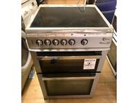 FLAVEL MILANO E60 GLASS PLATE ELECTRIC COOKER WITH WARRANTY & FREE DELIVERY