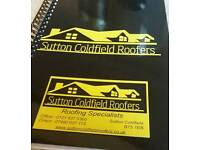 Sutton coldfield roofers