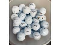 40 TaylorMade Golf Balls