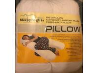 New maternity pillow
