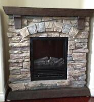 Electric Fireplace $300obo