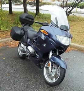 2002 bmw R1150RT