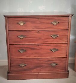 Antique Oak Chest of drawers. Great condition!