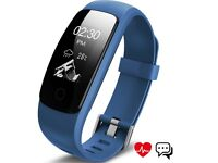 Fitness Tracker, Aneken Activity Tracker Heart Rate Monitor Smartwatch BARGAIN!!! AMAZON £29.99