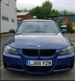 BMW 320d Le Mans Blue
