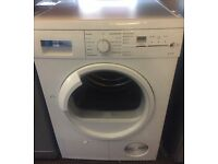 SIEMENS CONDENSE DRYER 8KG EXCELLENT CONDITION FREE DELIVERY AND WARRANTY