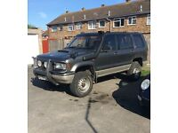 ISUZU TROOPER 3.1TD..4X4 ON/OFF ROAD