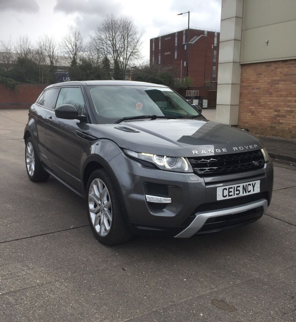 Land Rover Range Rover Evoque 2.2 SD4 Dynamic Coupe 4x4