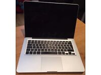 "Macbook pro 13"" 2.26GHz-4gb ram-500hhd microsoft office adobe photoshop indesign original charger"