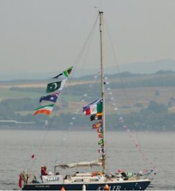 Attractive Sailing Yacht for sale or share