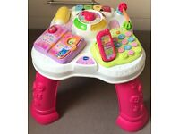 Vtec learning activity table