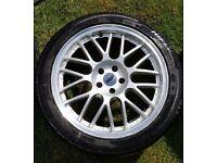 18inch Alloy Wheels VW Golf