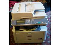 OKI MB461 Mono Laser Printer
