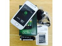 New condition Samsung Galaxy Ace HD -sim free -GT-S5830i Unlocked Android Smartphone boxed