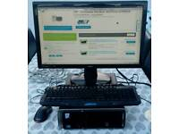HP WINDOWS 7 64BIT WIFI COMPLETE PC COMPUTER SET UP
