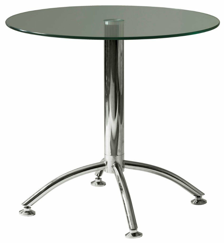 Comet 80cm Glass Table in Chessington Surrey Gumtree : 86 from www.gumtree.com size 943 x 1024 jpeg 39kB