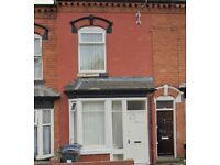 House To Let Sparkhill 2 bedroom no DSS