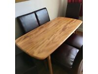 Ercol Originals Plank dining table for sale