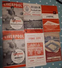 liverpool programmes