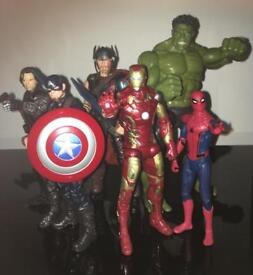 Avenger marvel legend figures