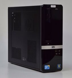 WINDOWS 7 PRO 3120 DUAL CORE 3.06GHZ SFF PC COMPUTER - 2GB RAM - 320GB HDD