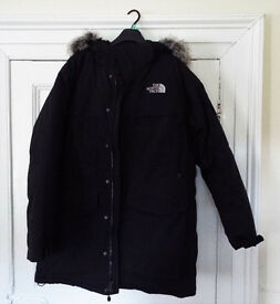 The North Face Men's Goose Down Jacket Black Size XL